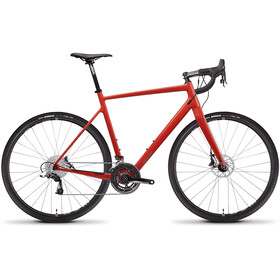 "Santa Cruz Stigmata 2.1 CC Rival Cyclocross Bike 28"" red"